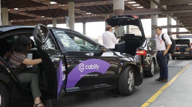 Cabify lidera el mercado de taxis y VTC por encima de Uber y a años luz de Free Now