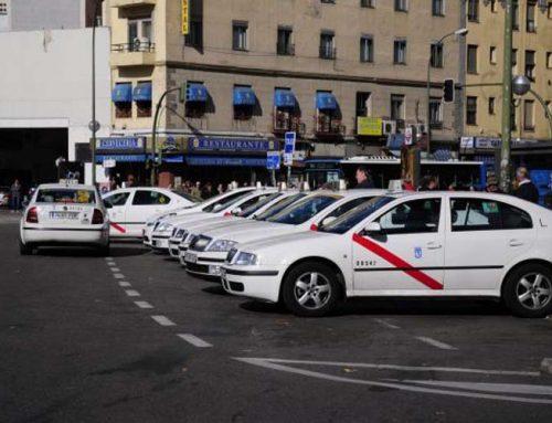 Los taxistas expresan a los reyes su pesimismo sobre la recuperación